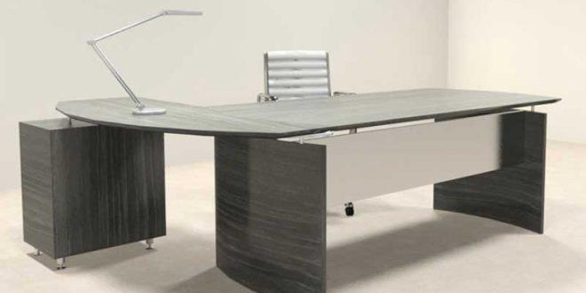 تولید جدیدترین میز اداری لترون