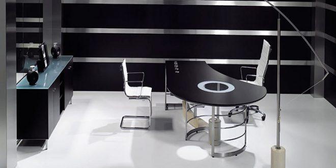 عرضه میز اداری فایبرگلاس