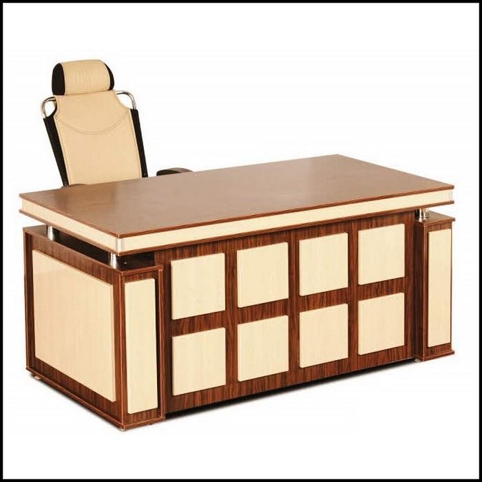 میز اداری ام دی اف و انواع روکش های آن