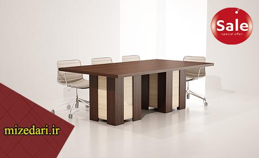 میز کنفرانس مربع