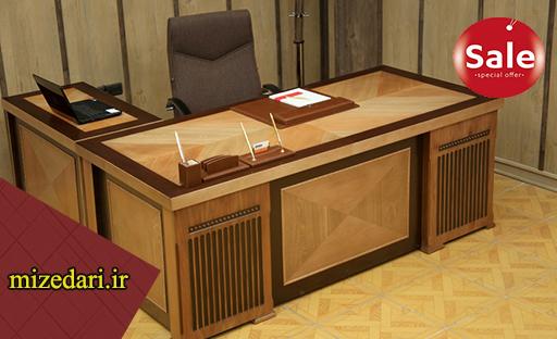 میز اداری کارمندی و مدیریت