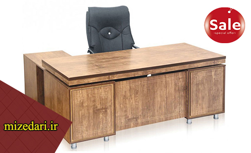 فروش عمده میز کارمندی چوبی