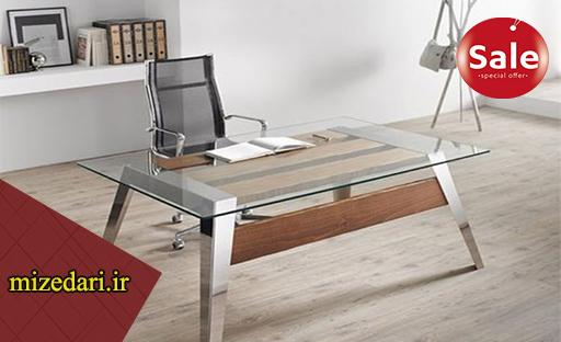 میز کارشناسی شیشه ای