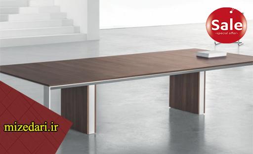 میز اداری فرآذین