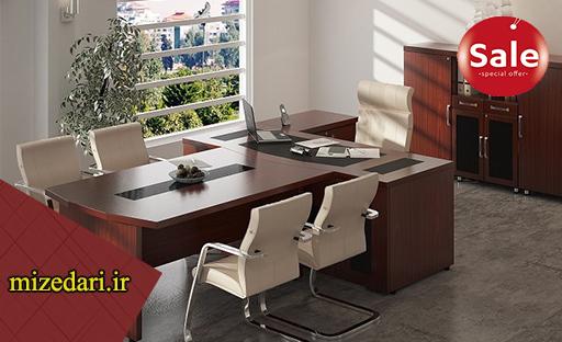 میز اداری مدیریت مناسب