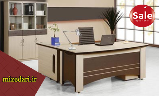 میز اداری کارشناسی دنا