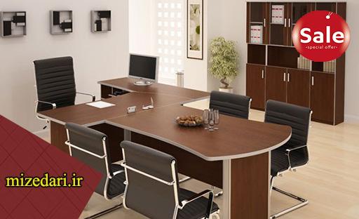 میز اداری تولیکا
