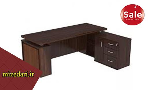 میز اداری کارمندی کشودار
