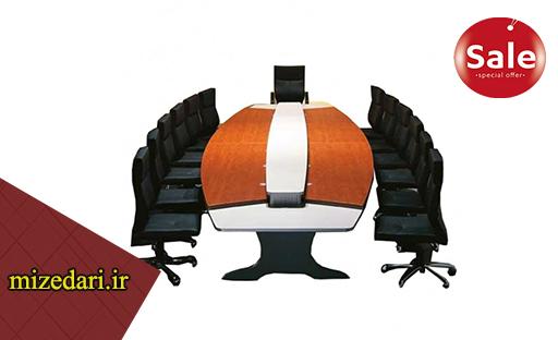میز اداری کنفرانس شاهین