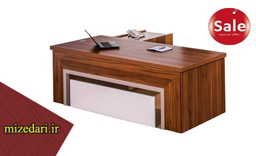 میز کارشناسی ال دار