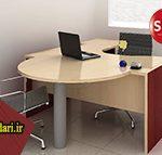 میز مدیریتی کوچک