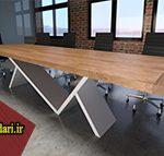 میز کنفرانس سیما چوب