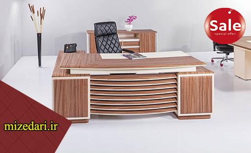 میز مدیریت و کارمندی