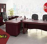 میز اداری مدیریت اوج