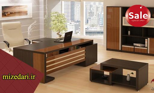 بازار خرید انواع میز اداری نیلپر