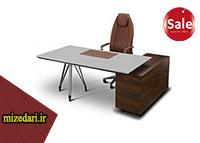 میز اداری کارشناسی و صندلی