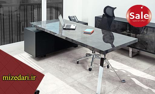 پخش عمده میز کارشناسی شیشه ای