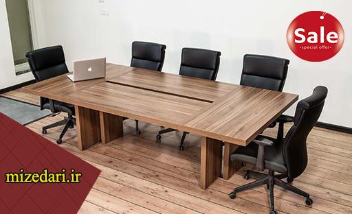 میز اداری تاشو