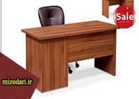 میز اداری کارمندی و صندلی