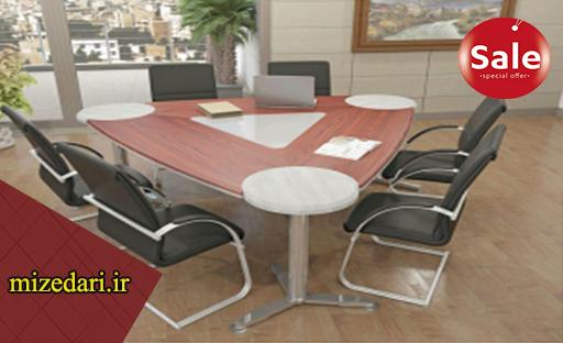 میز اداری کنفرانس کلاسیک