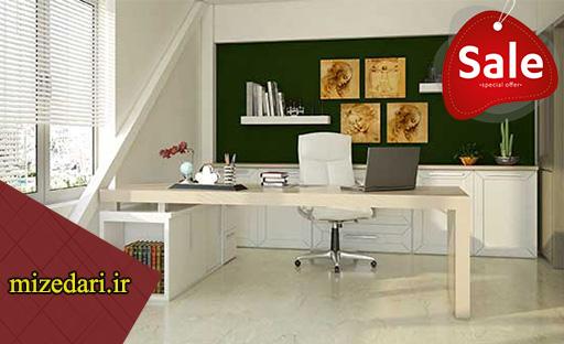 میز مدیریت و منشی