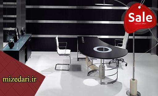 میز اداری بافکو