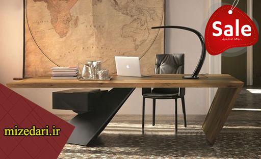 میز مدیریت لاکچری