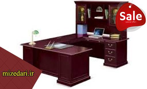 میز اداری ساده