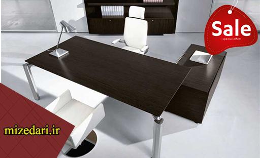 میز مدیریت اداری مدرن