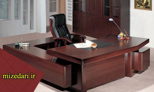 میز اداری و صندلی