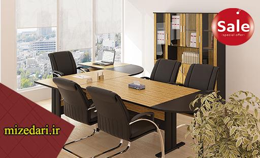 میز اداری رامان