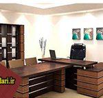 انواع میز مدیریت و کنفرانس