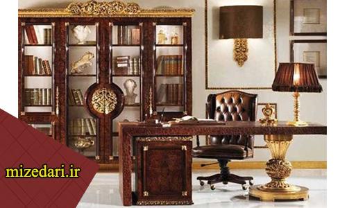 خرید میز اداری سلطنتی