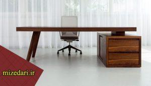 میز مدیریت ساده و شیک