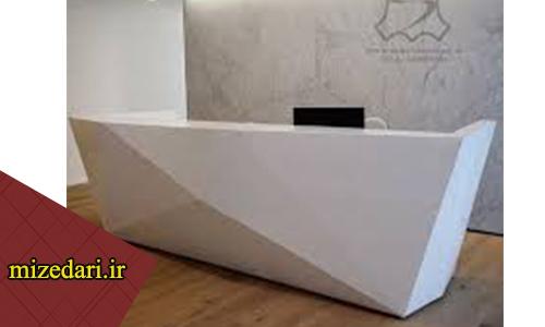 آشنایی با انواع میز اداری کانتری