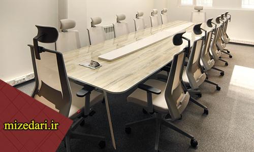 فروش میز و صندلی کنفرانس