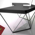 میز اداری فلزی