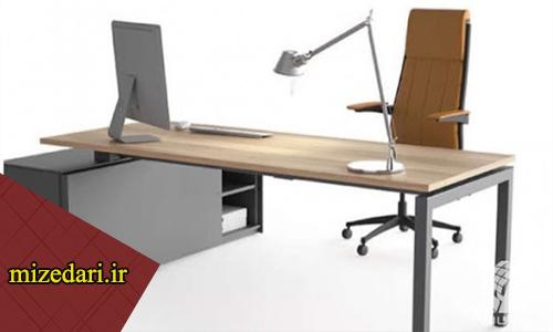 بازار میز اداری مدرن و فلزی