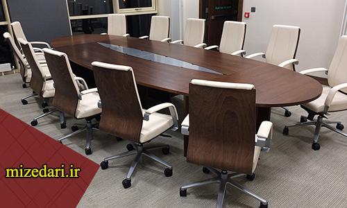 خرید میز و صندلی کنفرانس