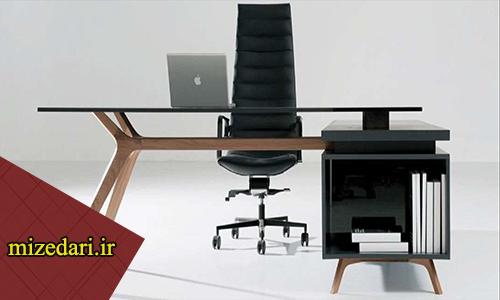 ساخت میز اداری فلزی