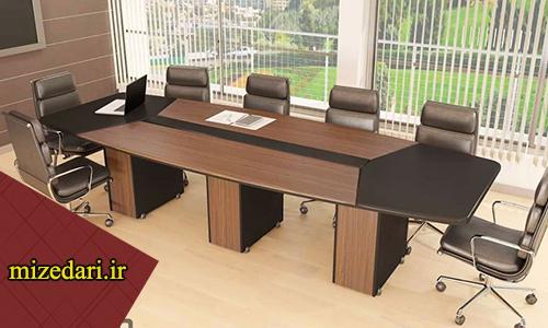 میز و صندلی اداری کنفرانس