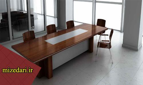 میز کنفرانس 4 نفره