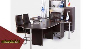 میز اداری فایبر گلاس