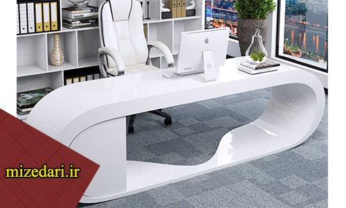 میز مدیریت شیک و مدرن