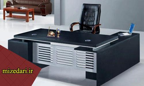 میز مدیریت ساده