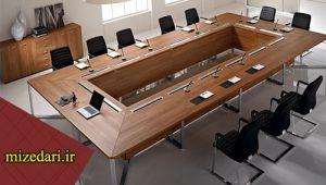 میز اداری نهار خوری