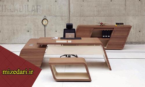 میز اداری نیلپر
