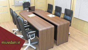 میز کنفرانس و صندلی