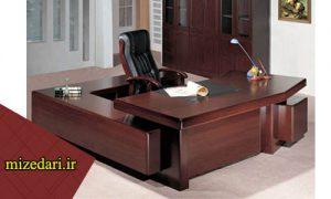 ست میز و صندلی مدیریتی