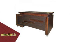میز اداری چوبی